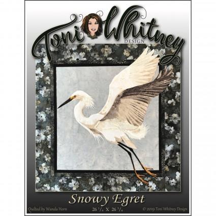 Toni Whitney Snowy Egret Kit