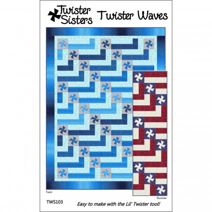 Twister Waves