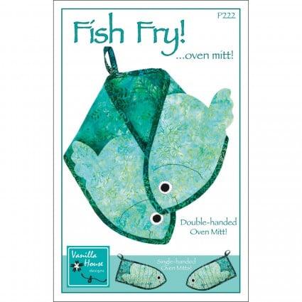 Fish Fry Oven Mitt