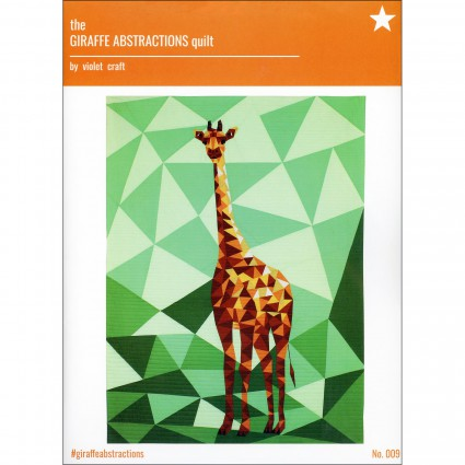 The Giraffe Abstractions Quilt