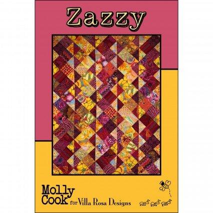 Zazzy - Villa Rosa - 48 x 62