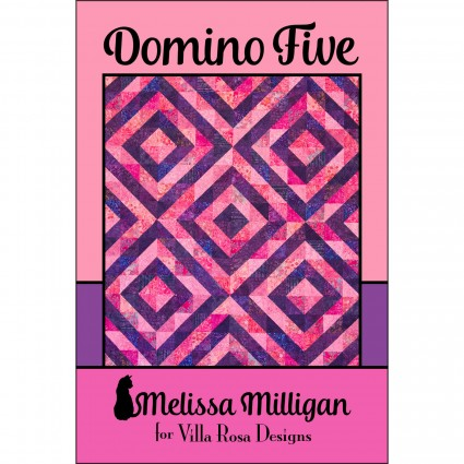 Domino Five Quilt Kit