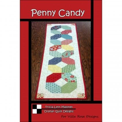 Penny Candy - Villa Rosa - 13 x 49 Table Runner - 5 Friendly