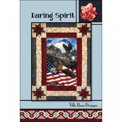 Daring Spirit Pattern