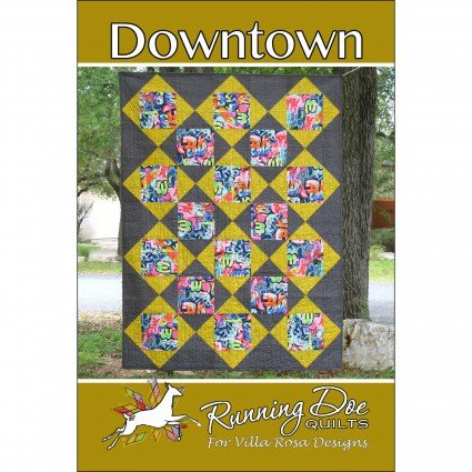 Downtown Pattern Card