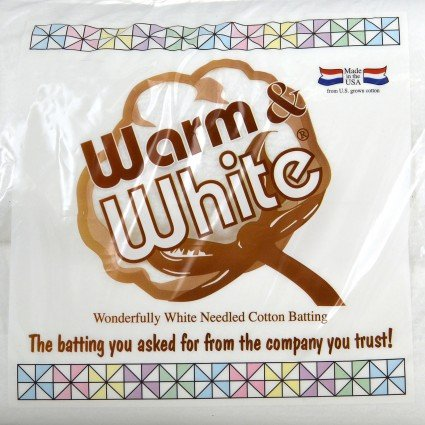Warm & White 90 Batting