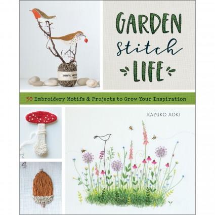 GARDEN STITCH LIFE - BOOK