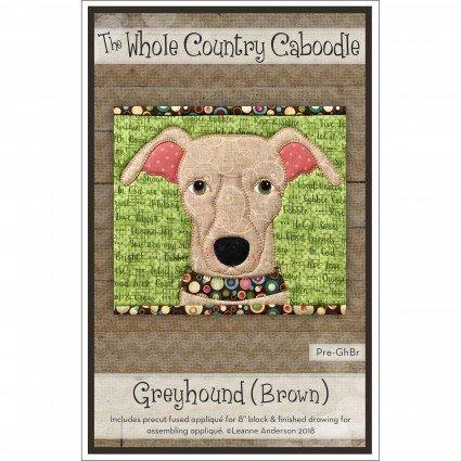 Greyhound Brown