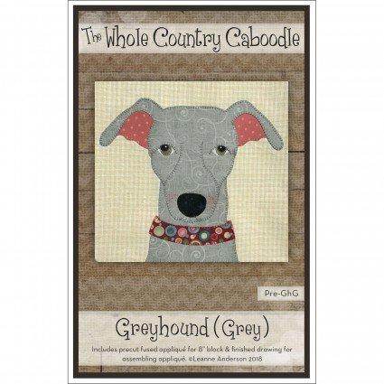 Greyhound Grey