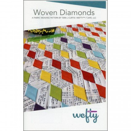 Woven Diamonds
