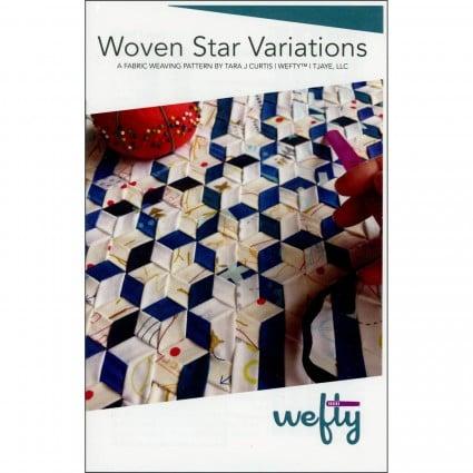 Woven Star Variations