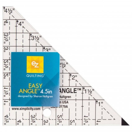 Easy Angle Ruler-4-1/2