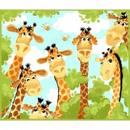 Zoe the Giraffe II