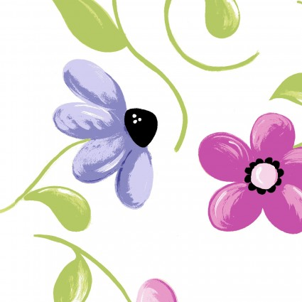 Flutter the Butterfly - Daisy