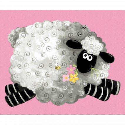 Mama Lal Panel -- 20200-520  Lal the Lamb