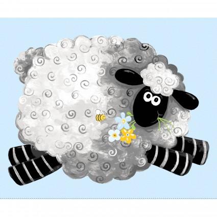 Lewe the Ewe - Panel