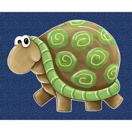 Paul & Sheldon Turtle Panel