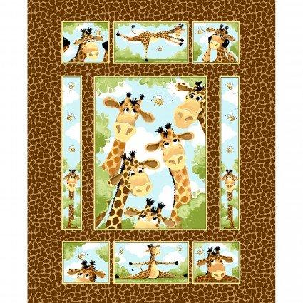 Zoe the Giraffe