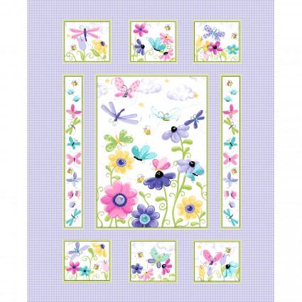 Flutter Butterfly Panel