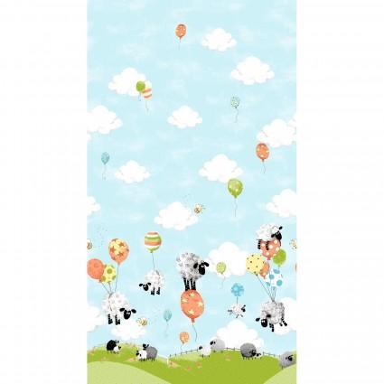 Lewe's Balloons Single Border 20291-930
