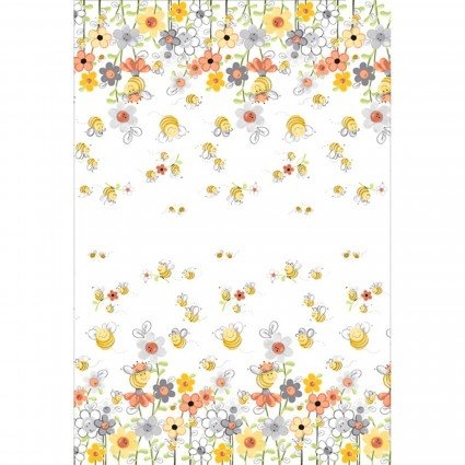 Sweet Bees double border