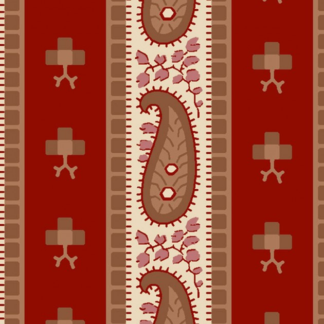 Fabric - French Paisley