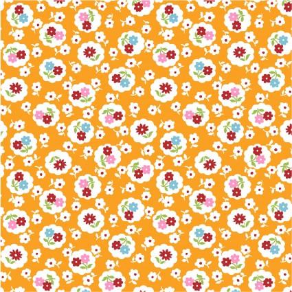 Playtime Orange Flower