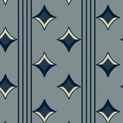 Fabric 0 Soldier's Quilt - 144N