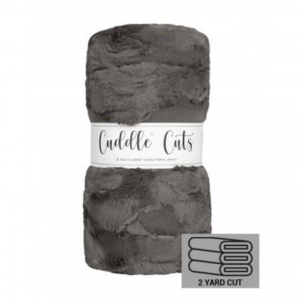 Cuddle Cuts - Hide Charcoal