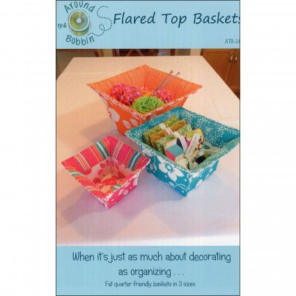 Flared Top Basket ATB-142