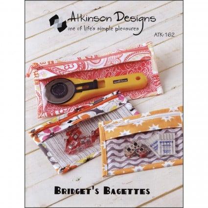 Bridgets bagettes - pattern