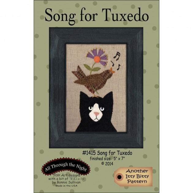 Song For Tuxedo Pattern
