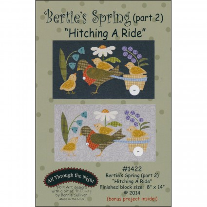 Bertie's Spring Pattern 2