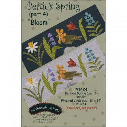 Bertie's Spring Pattern 4