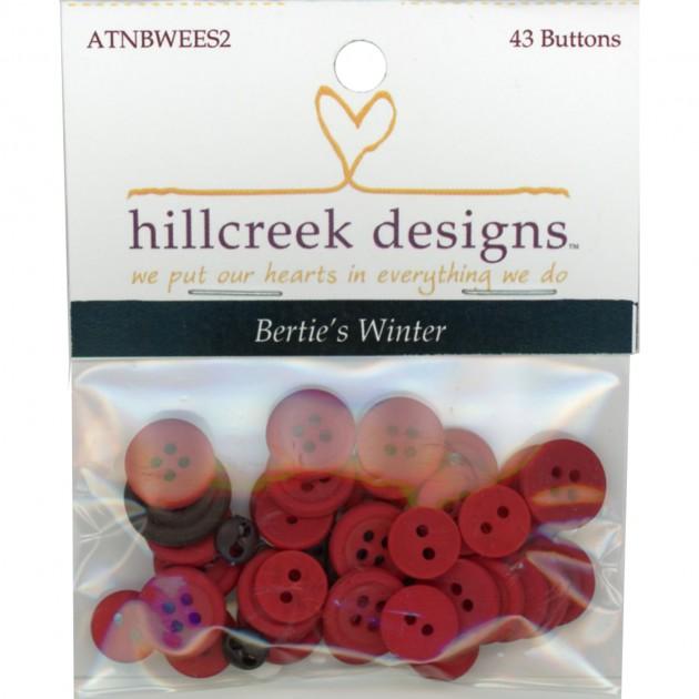 Bertie's Winter Buttons