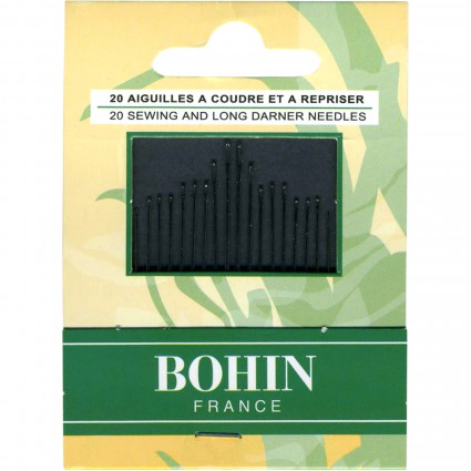 Bohin 20ct Asst Needles