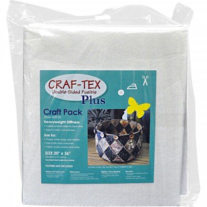 Craft Pack Plus Dbl Fusi 20x36