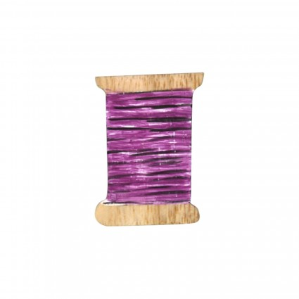 Needle Keeper Violet Thread Spool