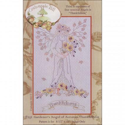 Gardener's Angel of Autumn - Thankfulness
