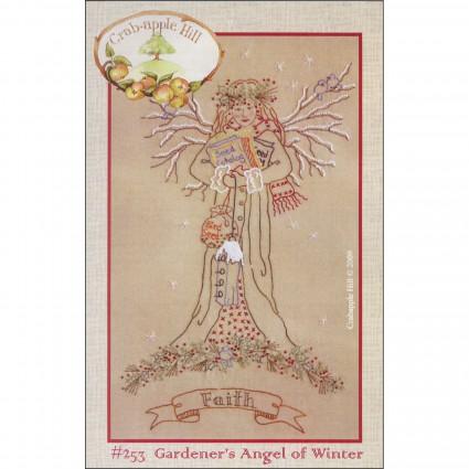 Gardener's Angel of Winter - Faith