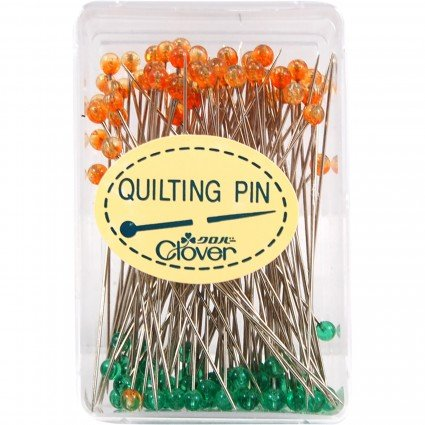 Clover Fine Quilting Pins 100 ct