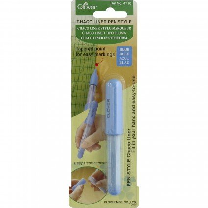 Chaco Liner Pen Style- Blue