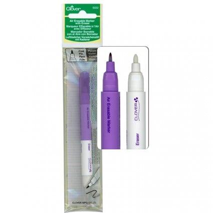 Air Erasable Marker with eraser