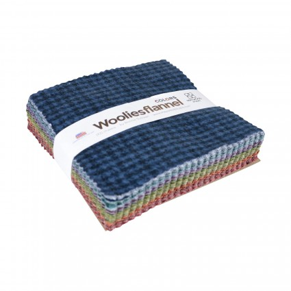 Woolies Flannel Colors
