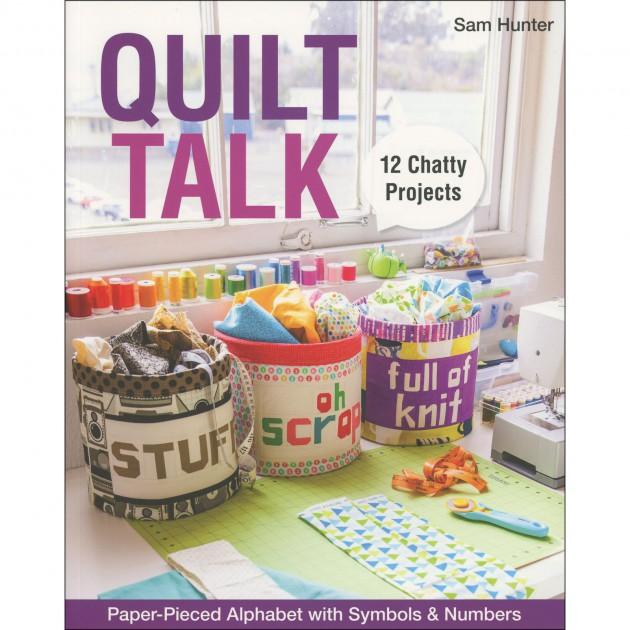 Quilt talk - book