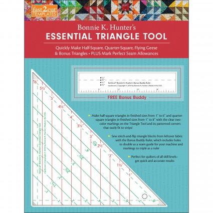 Fast2Cut Essential Triangle Tool