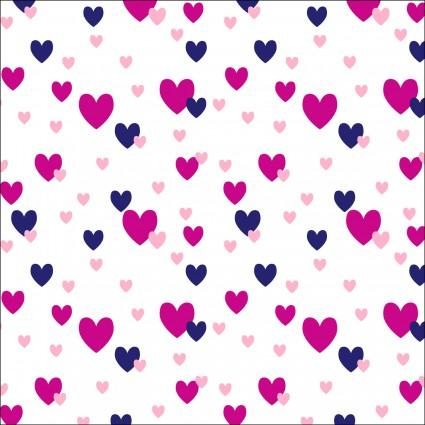 Flanneland Basics - Hearts