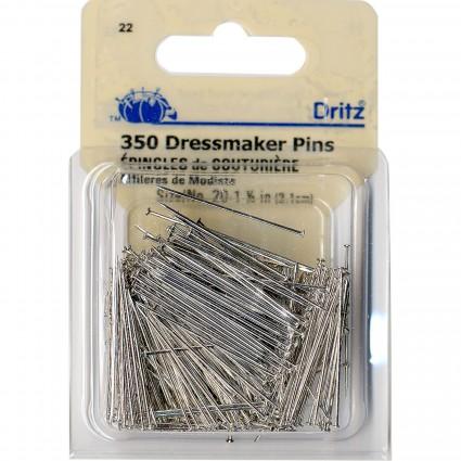 Dressmaker Pins Size 20 350 ct