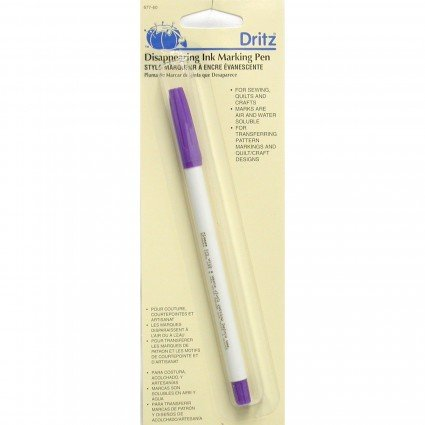 Disappearing Ink Marking Pen - Purple