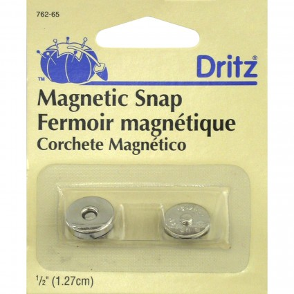 Magnetic Snap 1/2 for Purses and Totes